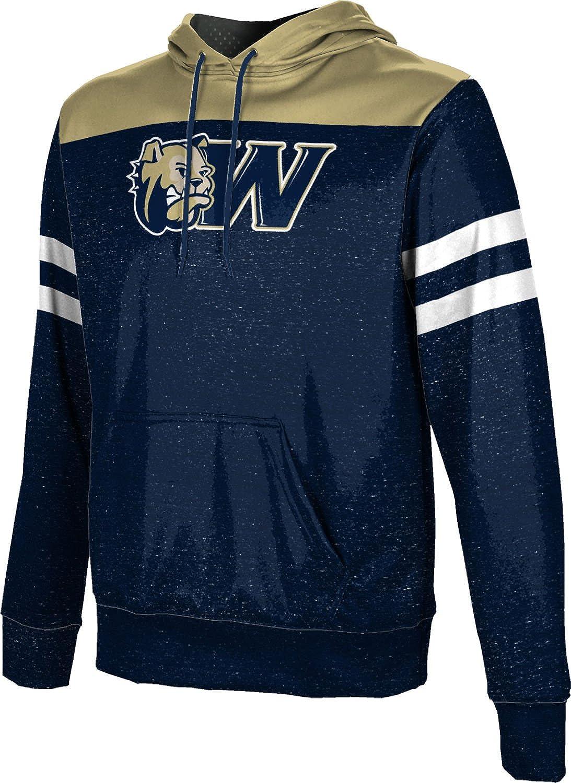 ProSphere Washburn University Girls Pullover Hoodie Gameday School Spirit Sweatshirt  Active Sweatshirts Girls