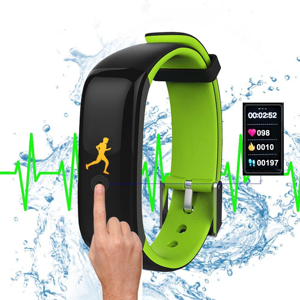 ROGUCI I5 Plus - Reloj Smart Watch con pantalla táctil, podómetro ...