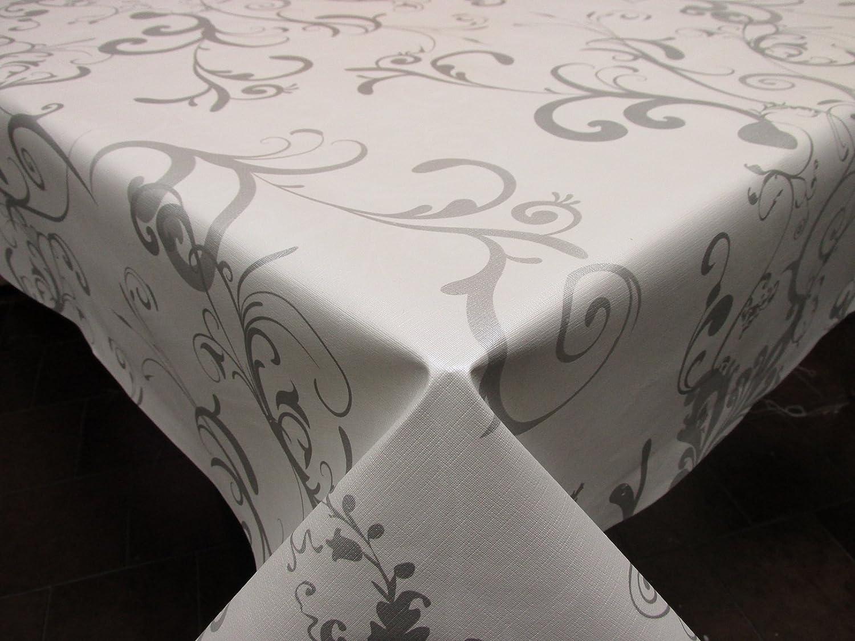 Confección Saymi Mantel de Hule PVC Estampado Ref. Roma Taupe ...