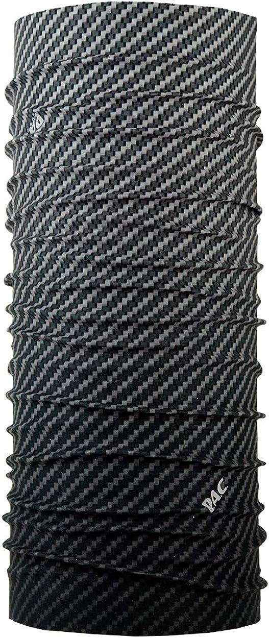 Schlauchtuch Stirnband 10 Tragevarianten wasserabweisendes Funktionstuch Unisex P.A.C verschiedenste Designs Outdoortuch Kopftuch Schal H/²O Multifunktionstuch nahtloses Halstuch