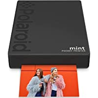 Polaroid Mint Pocket Printer W/ Zink Zero Ink Technology & Built-In Bluetooth for Android &…