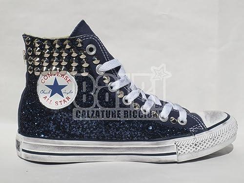 converse brillantini all star