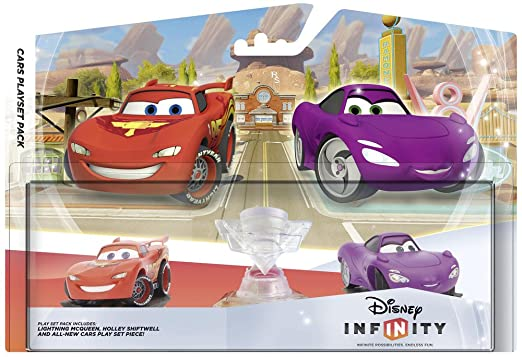 25 opinioni per Disney Infinity: Playset Pack Cars (Set