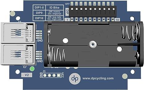 dpcycling Keiser m3 Adaptador Bluetooth: Amazon.es: Deportes y ...