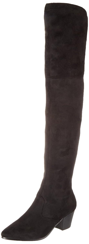 Buffalo Damen Bb 2002 Suede Stretch Stiefel