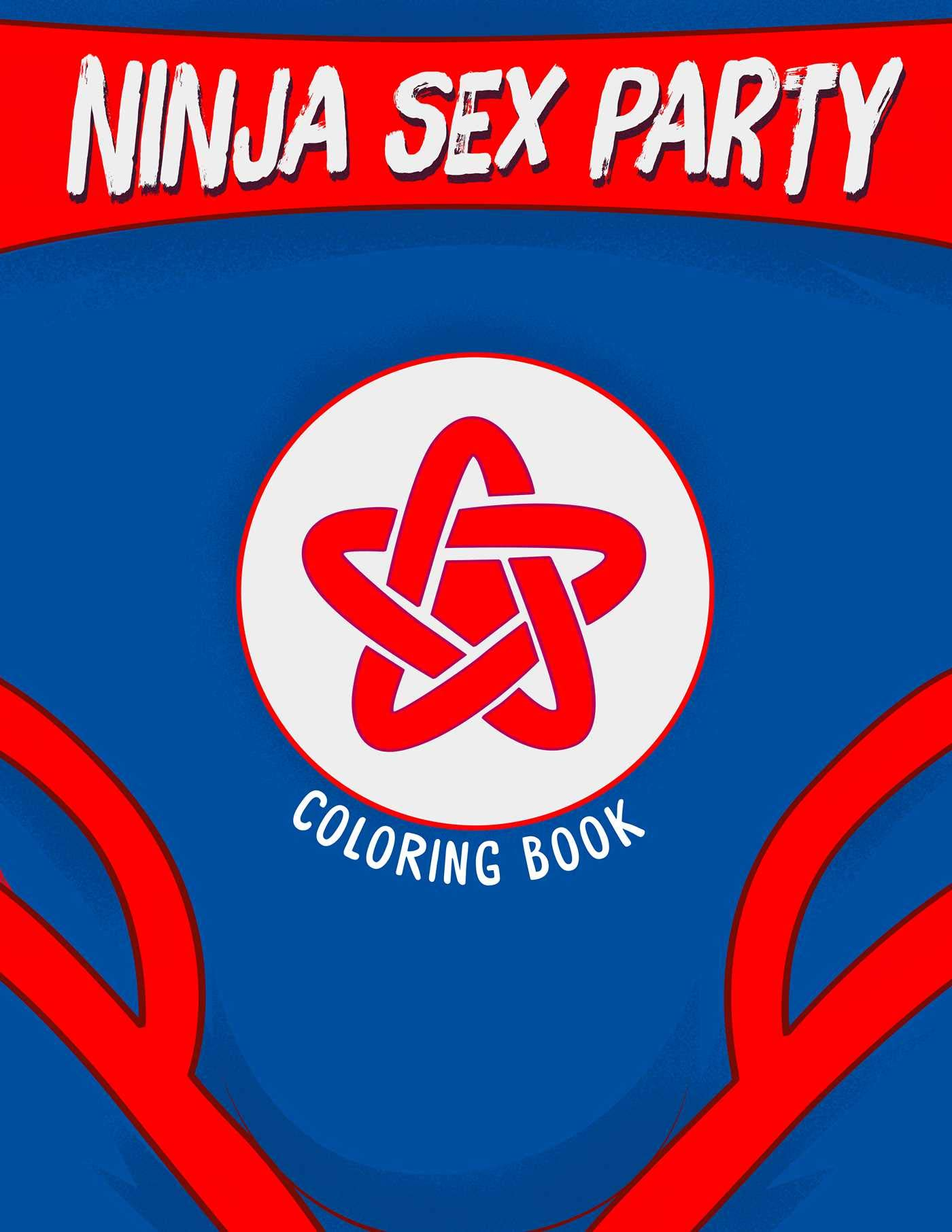 Amazon.com: Ninja Sex Party Coloring Book (9781970047073 ...