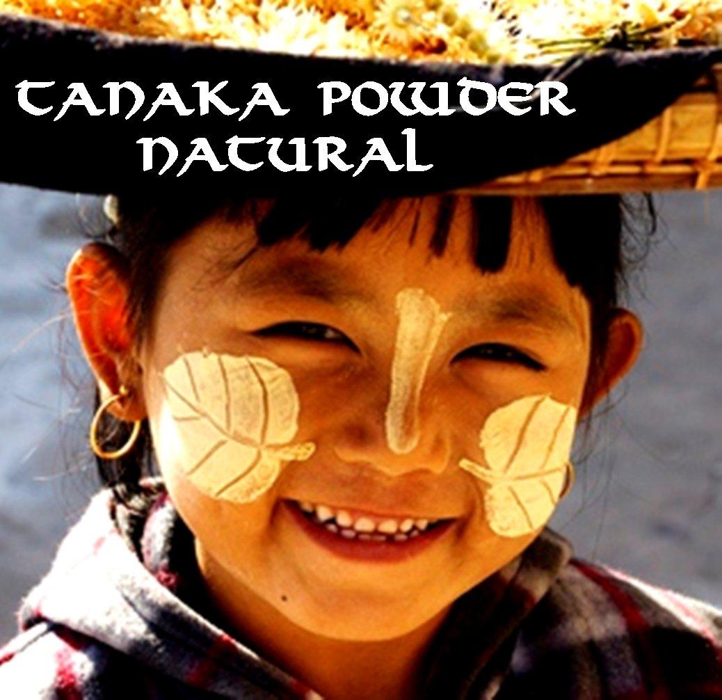 Thanaka powder natural pure herb size 200 grams/7.05 oz.
