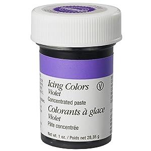 Wilton Paste Colour - Violet