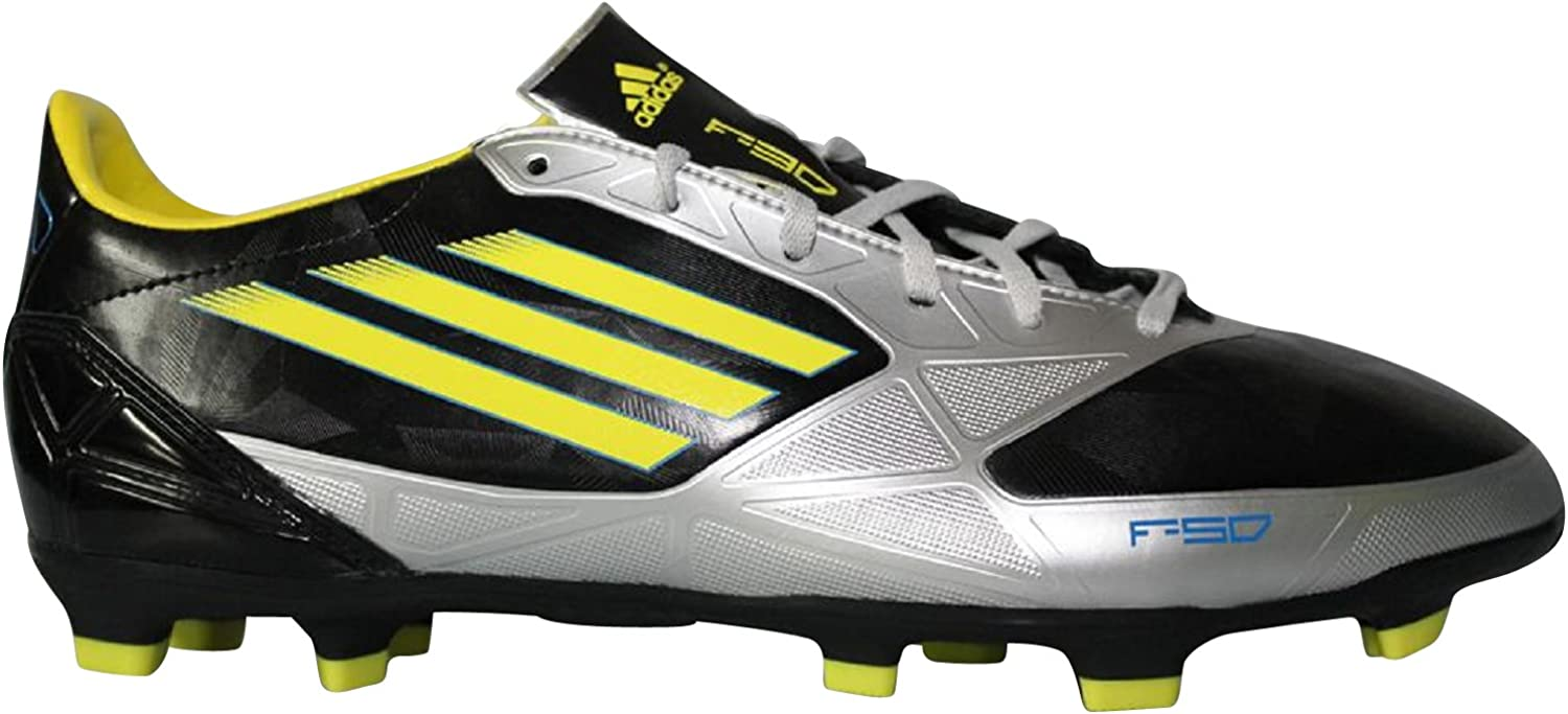 new lower prices clearance prices quality Adidas F30 TRX FG Gris Noir Homme Chaussure Foot F50 T:48: Amazon ...