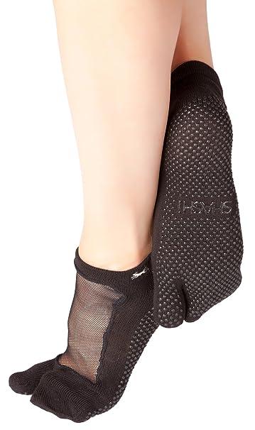 Shashi - Calcetines ergonómicos de malla antideslizantes con ...