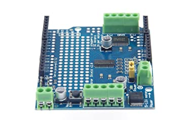 DollaTek Stepper Servo Robot Shield v2 con PWM Driver Shield para ...