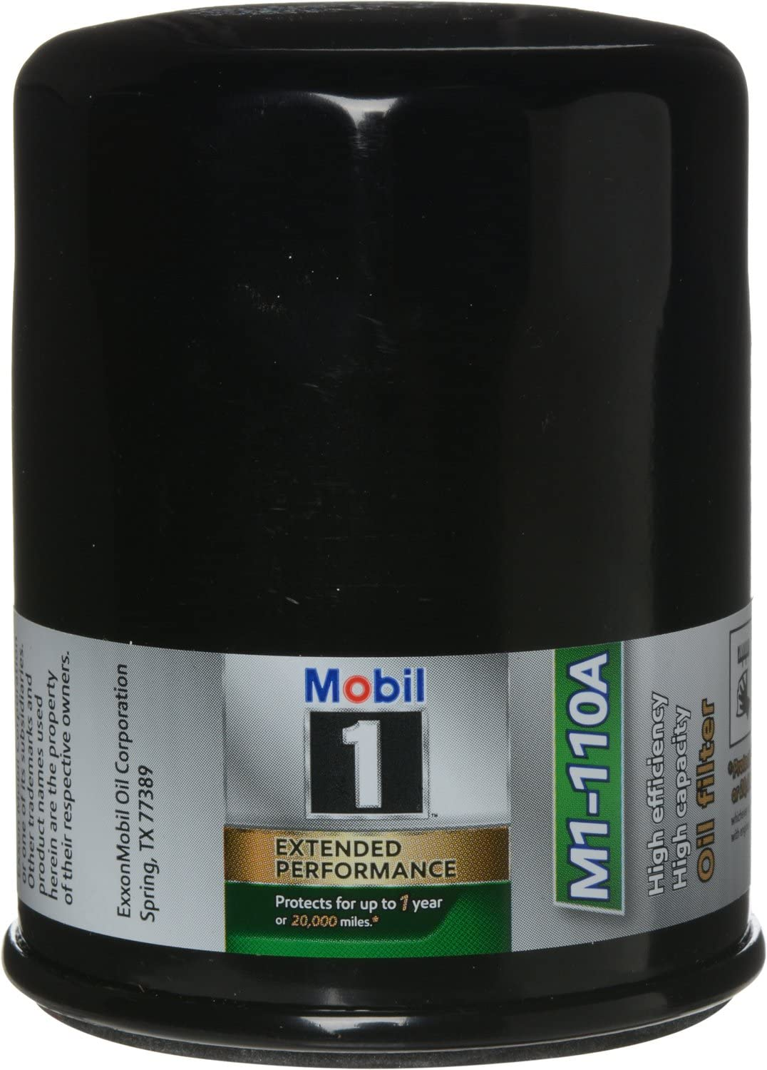 Mobil 1 M1-110A Extended Performance Oil Filter, Pack of 2