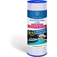 Alford & Lynch Filtro de Repuesto para SPA de Piscina, para Unicel C-4326, SPA Filter FC2375, Pleatco PRB25 (1)