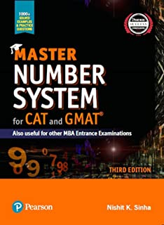 Buy wileys examxpert quantitative aptitude qa simplified for cat master number system for the cat and gmat also useful for other mba entrance examinations fandeluxe Image collections