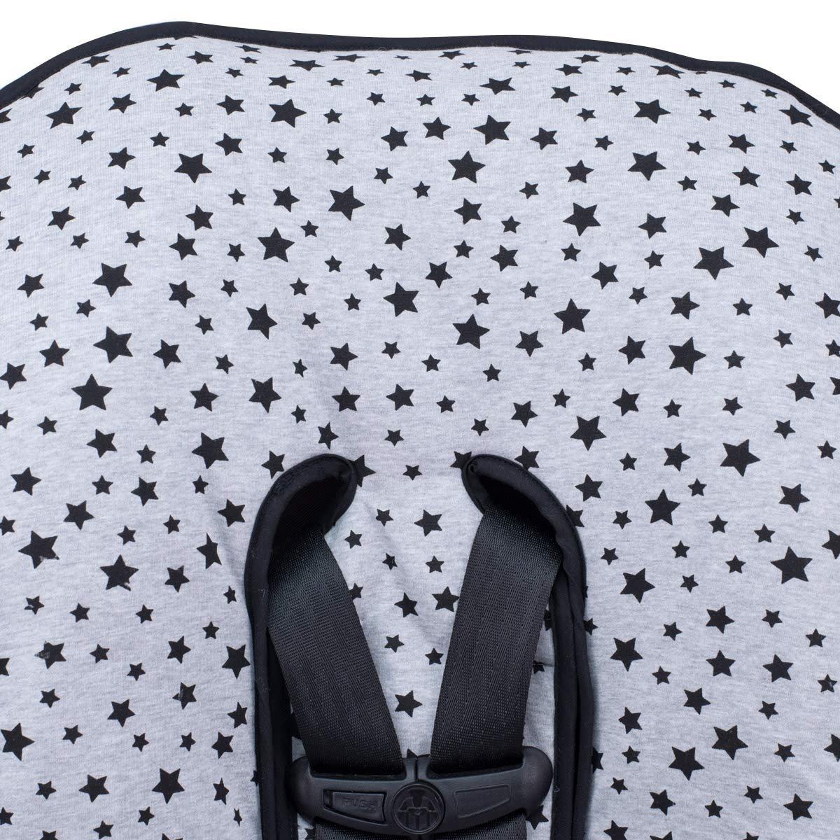UNIVERSAL COVER PADDED GROUP 0 FOR INFANT AND CHILD CAR SEATS JANABEBE/® Raccoon