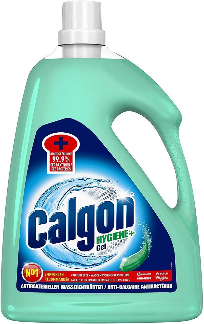 Calgon Higiene + Gel, antibacteriano nthärter de agua para la ...