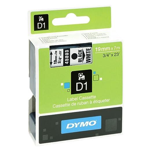 86 opinioni per Dymo D1 etichette autoadesive per stampanti LabelManager, rotolo da 19 mm x 7 m,