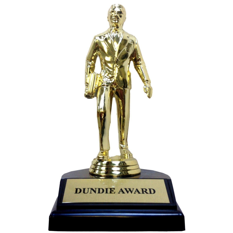 MyPartyShirt Dundie Award Trophy