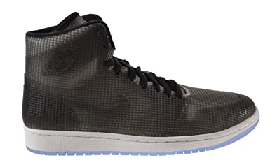 097d4be8a7d ... where to buy air jordan 4 lab 1 mens shoes black reflect silver white  677690 012