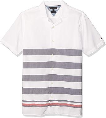 Tommy Hilfiger Breton Shirt S/S Sudadera para Hombre: Amazon.es: Ropa y accesorios