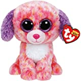 Ty Beanie Boos Medium London the Dog Plush Toy