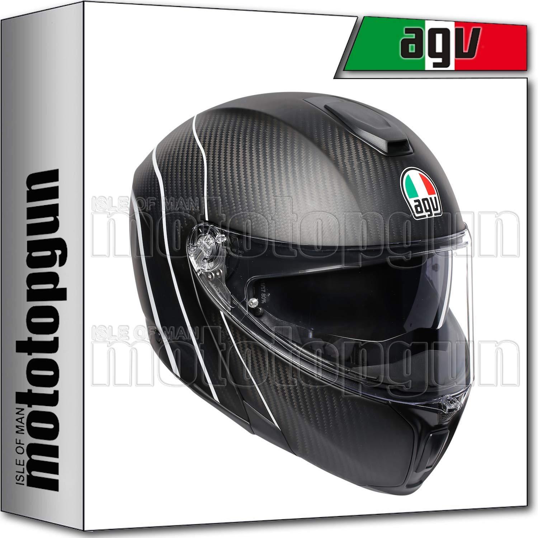 Amazon.es: MOTOTOPGUN agv 211201 a2iy-009 casco Modular ...
