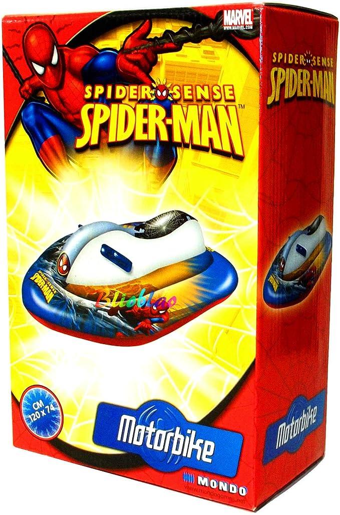 Amazon.com: Spiderman Marvel - Esquí inflable para moto de ...