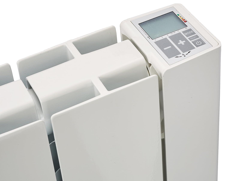 Acova Mohair LCD Radiador eléctrico aluminio de inercia fluido 1500 W: Amazon.es: Bricolaje y herramientas