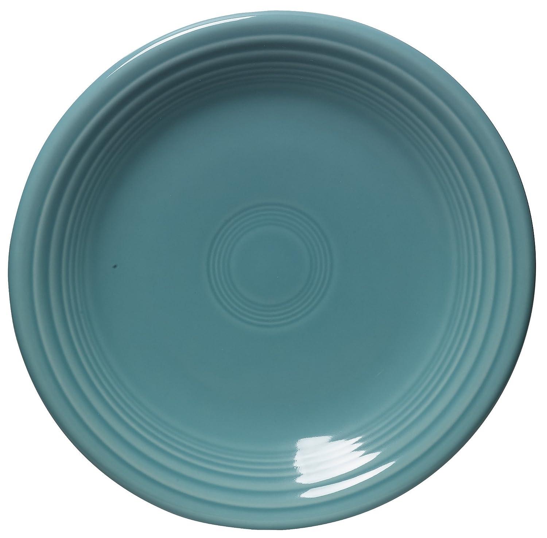 Amazon.com   Fiesta 7-1/4-Inch Salad Plate Turquoise Fiestaware Turquoise Salad Plate Salad Plates  sc 1 st  Amazon.com & Amazon.com   Fiesta 7-1/4-Inch Salad Plate Turquoise: Fiestaware ...
