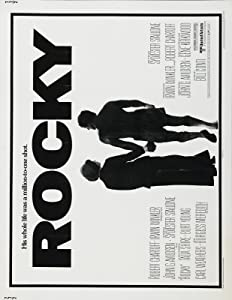 Rocky (1976) Movie Poster 24x36