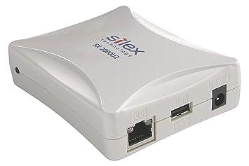 Silex SX-2000U2 - Servidor de impresión (Ethernet LAN, IEEE ...