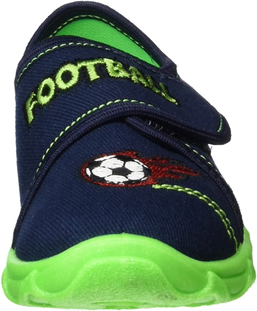 Beck Boys Football Slippers