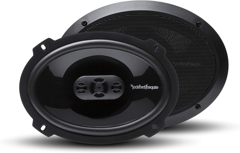 Rockford Fosgate 3-Way Full-Range Speaker