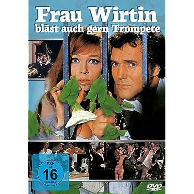 Frau Wirtin bläst auch gern Trompete [Alemania] [DVD]