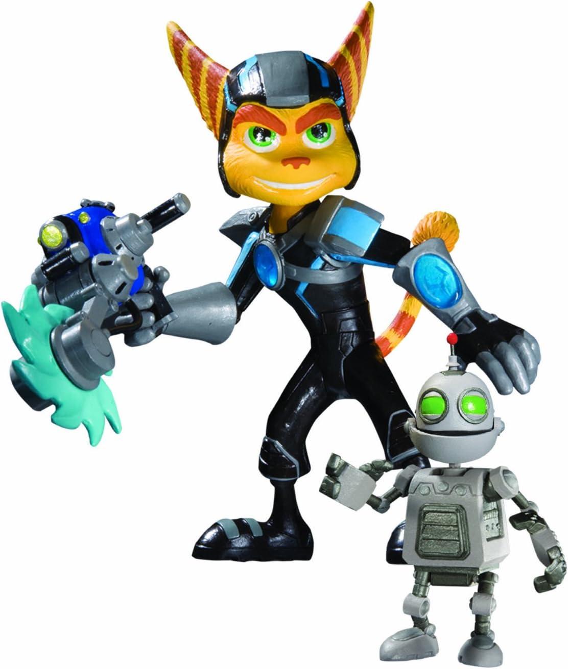Figura Ratchet & Clank future: Amazon.es: Juguetes y juegos