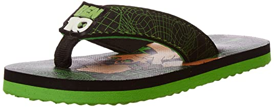 Ben10 Boy's Flip-Flops and House Slippers Flip-Flops & House Slippers at amazon