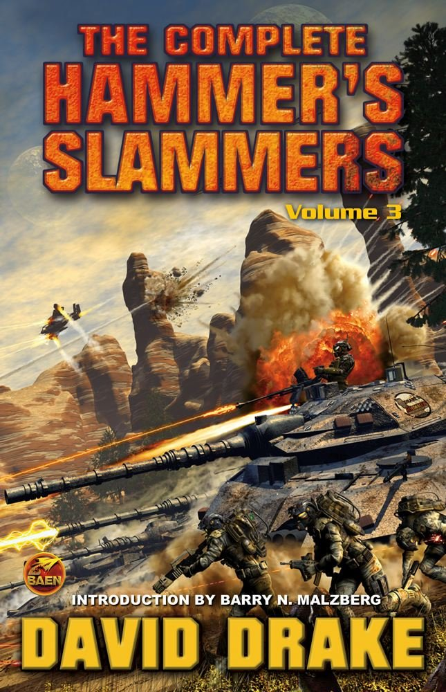 The Complete Hammer's Slammers: Vol. 3 ebook