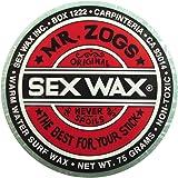 Mr. Zogs Original Sexwax - Warm Water Temperature