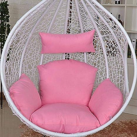 Amazon.com: Cojín para silla colgante, cojines para silla ...