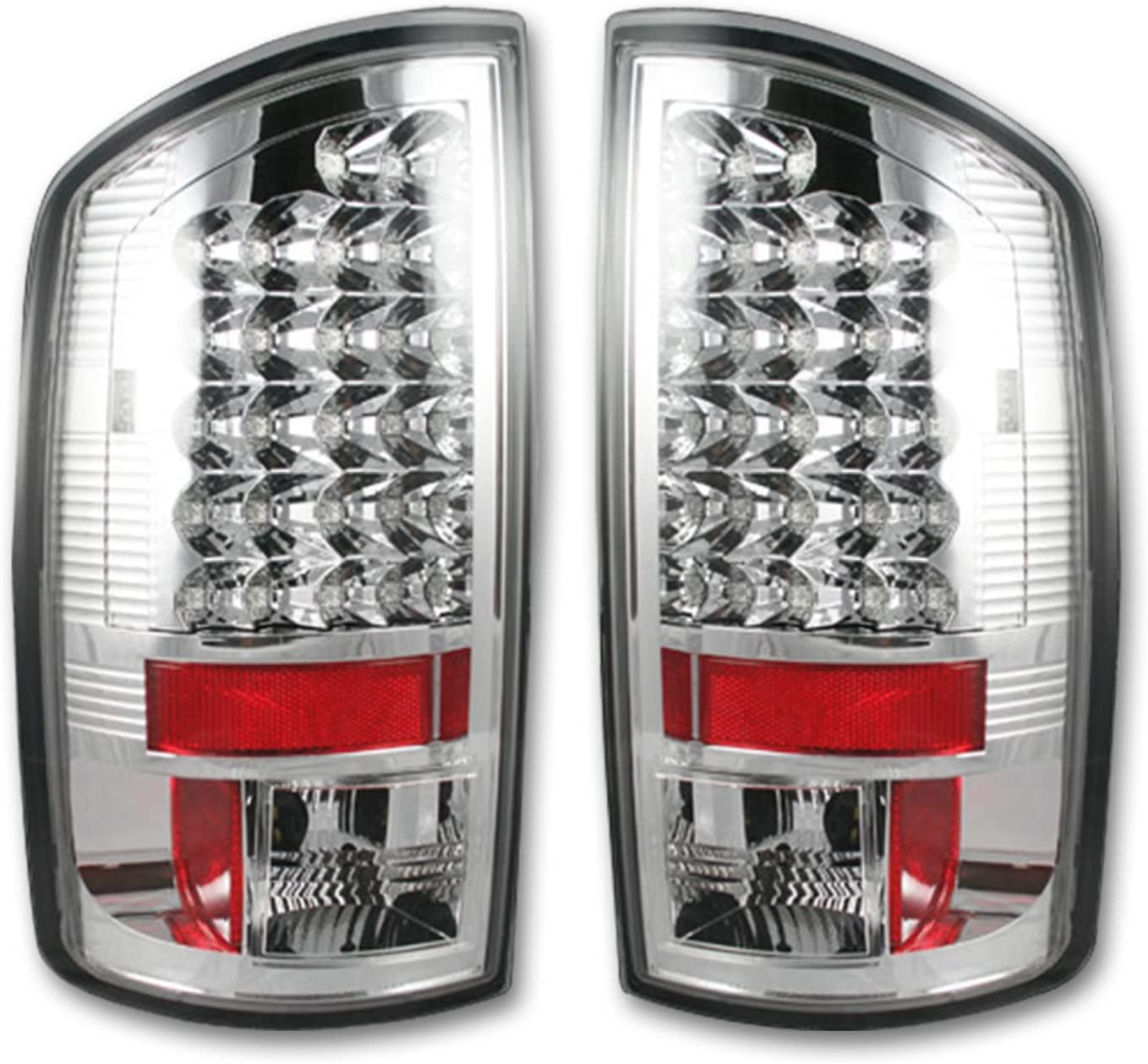 Recon 264179CL LED Tail Lights