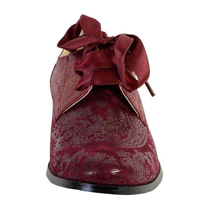 et Derby Sacs QL3422 Enza Chaussures Nucci x7fOqwY