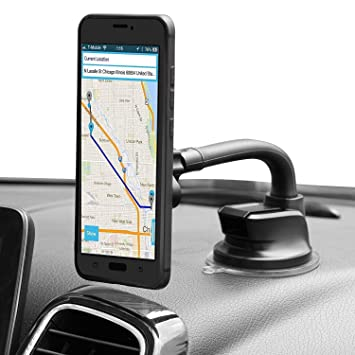 Orasant Triangulaire Aimant Puissant Porte Téléphone Voiture avec Ventouse  Forte 6365dabc24d
