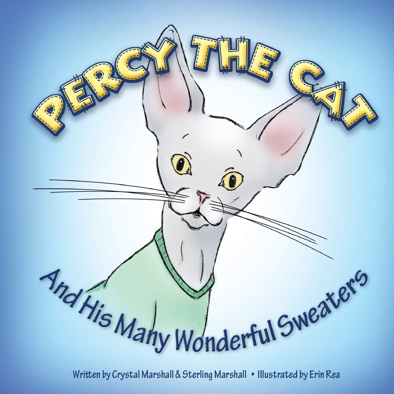 Percy The Cat: And His Many Wonderful Sweaters (Volume 1) pdf