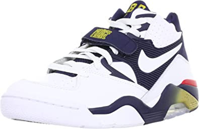 por favor confirmar estrategia Traducción  Amazon.com | Nike Air Force 180 Men's Sneaker | Shoes