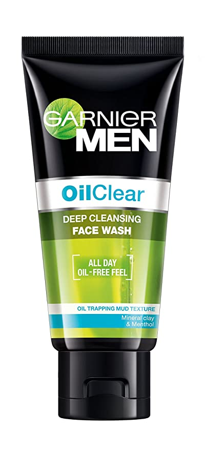 Garnier Men Oil Clear Face Wash, 15gm
