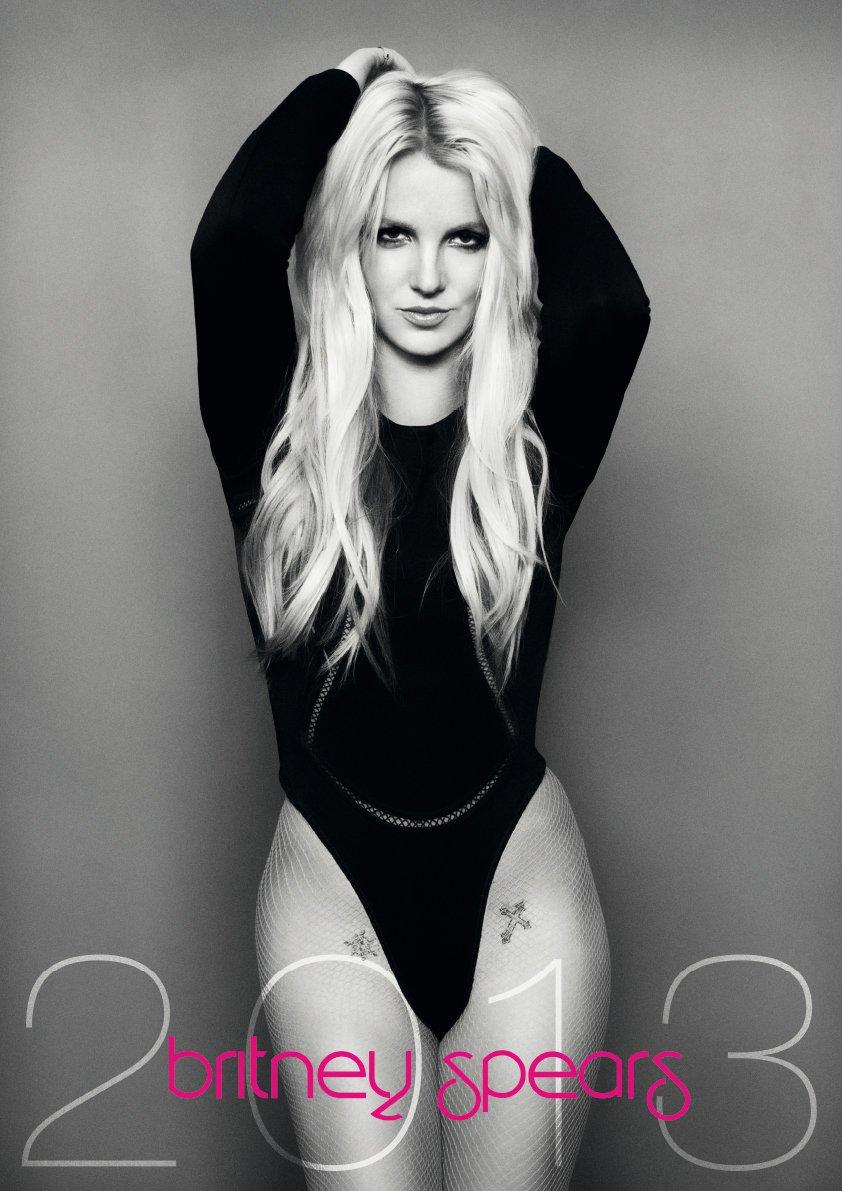 Britney Spears 2013 Calendar