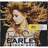 Taylor Swift: Fearless (Platinum Edition) (CD/DVD) (Overseas Indent) [Region 4]