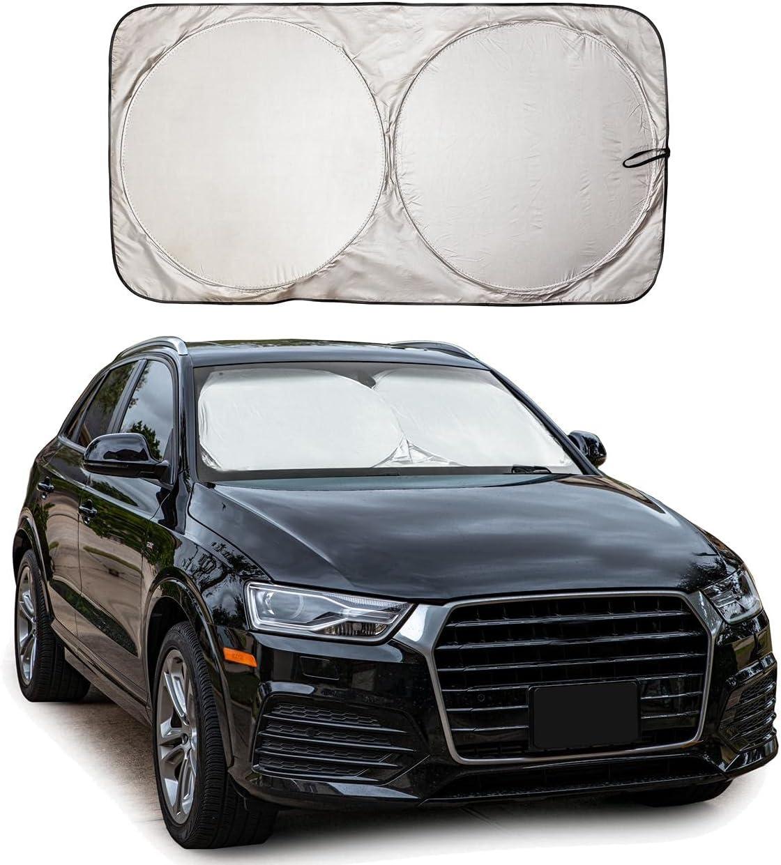 EcoNour汽车挡风玻璃遮阳板