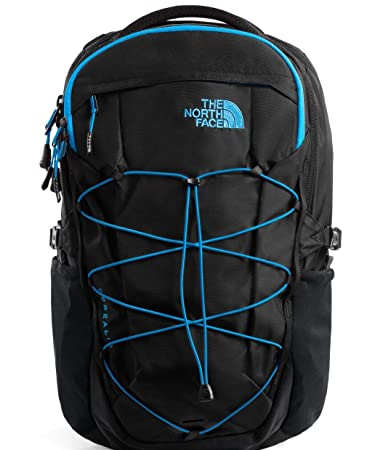 33a2915091 Amazon.com | The North Face Borealis Backpack TNF Black/Hyper Blue OS |  Casual Daypacks