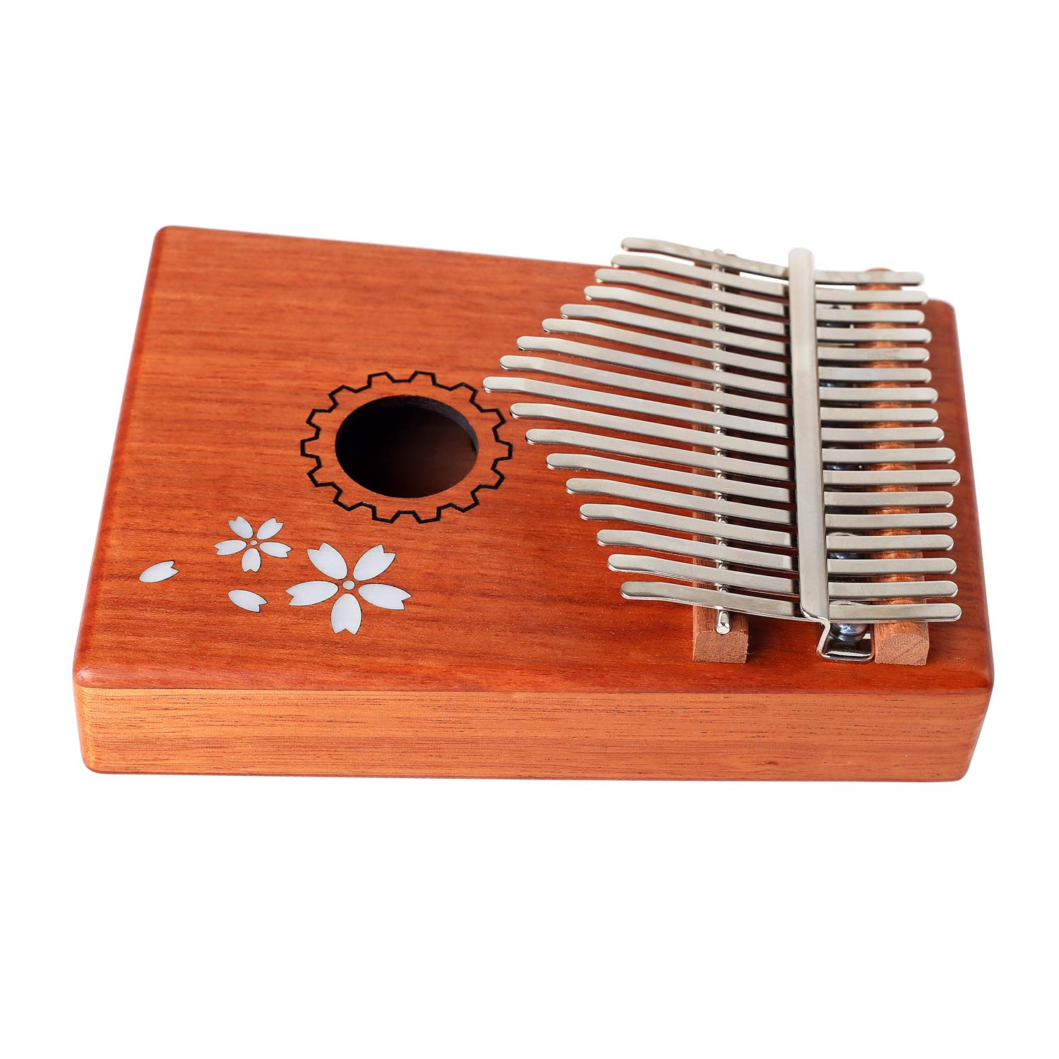 17-Key Thumb Piano - Kalimba, an Awesome Musical Talent Cultivating Music Instrument Gift Made for Beginners not only kids, Friends, Music Lovers